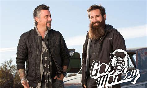 Garage Dmax by Gas Monkey Garage Aaron Kaufman Verl 228 Sst Show Update