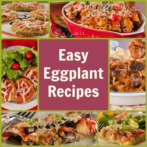 11 easy eggplant recipes everydaydiabeticrecipes com