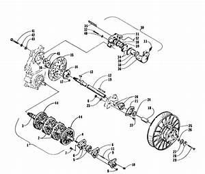 31 Arctic Cat Snowmobile Parts Diagram
