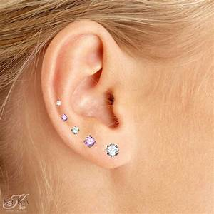 40+ Latest Ear Piercings Ideas and Designs - Golfian.com