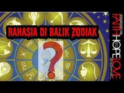 Ketahuilah Inilah Sifat Berdasarkan Zodiak Dan