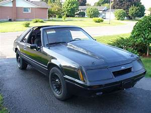1986 Ford Mustang - Pictures - CarGurus