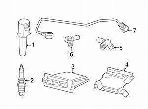 Mercury Montego Engine Camshaft Position Sensor  Liter