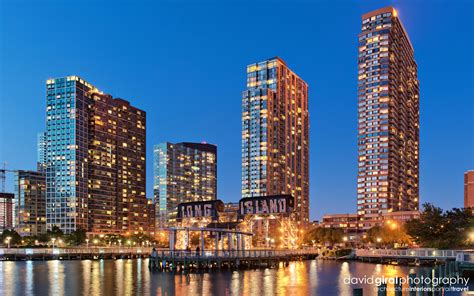 Exploring New York City Blue Hour On Nyc Skyline From