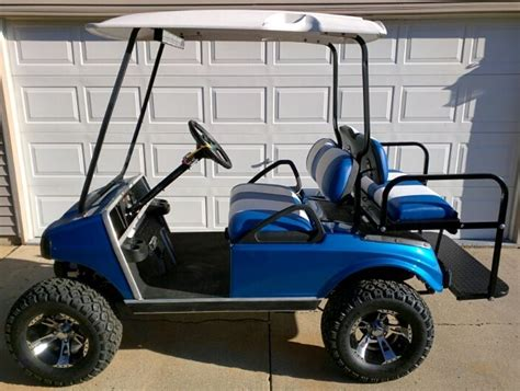 Custom Golf Carts Archives - Tipp City Golf Carts | Golf carts, Golf, Club car golf cart
