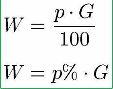 Prozentwerte Berechnen : prozentrechnung ~ Themetempest.com Abrechnung