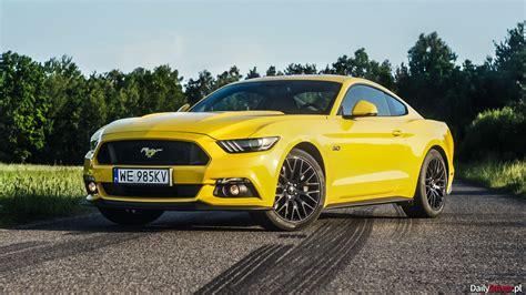 Test Ford Mustang 5.0 V8 GT – DailyDriver.pl