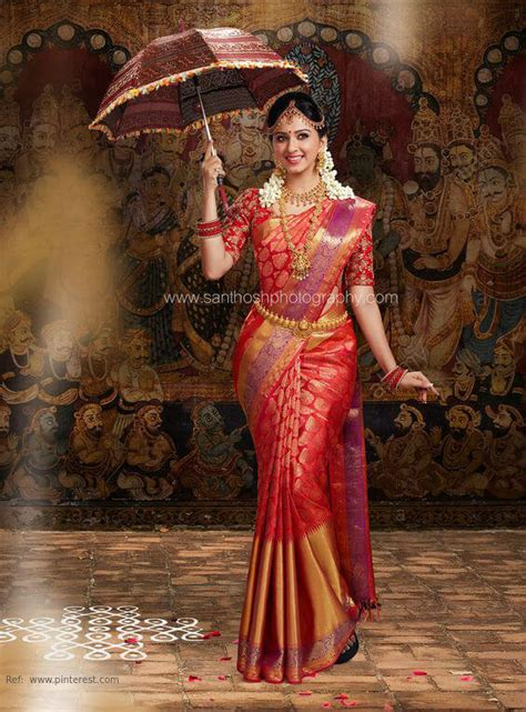 south indian saree draping styles 10 interesting ways to drape a wedding saree try them now