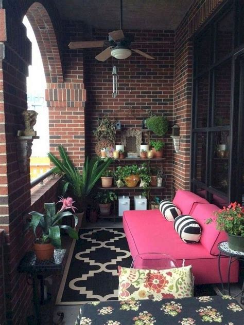 80 Small Apartment Balcony Decorating Ideas in 2020