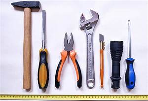 Workshop Tools And Their Uses