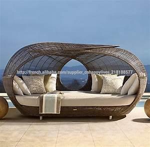 Chaise Longue De Salon : chaise longue salon de jardin ~ Teatrodelosmanantiales.com Idées de Décoration