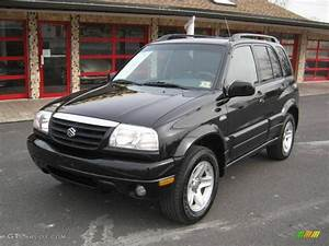 4x4 Suzuki Vitara : 2001 black pearl suzuki grand vitara limited 4x4 25793045 ~ Melissatoandfro.com Idées de Décoration