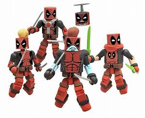 The Blot Says...: NYCC 2011 Exclusive Deadpool Corps ...