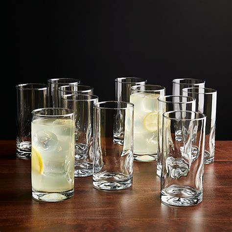 impressions cooler glasses set   reviews crate