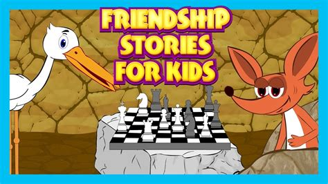 friendship stories for children moral stories for 234 | maxresdefault