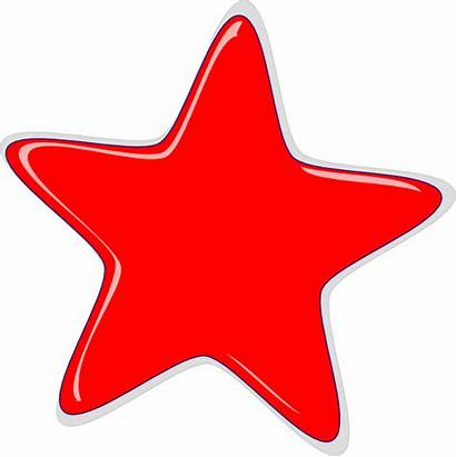 Star Clip Clipart Clker Vector Royalty Cliparts