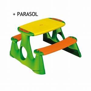 Table Pique Nique Enfant : table pique nique pour enfant t00759 paradiso toys ~ Dailycaller-alerts.com Idées de Décoration