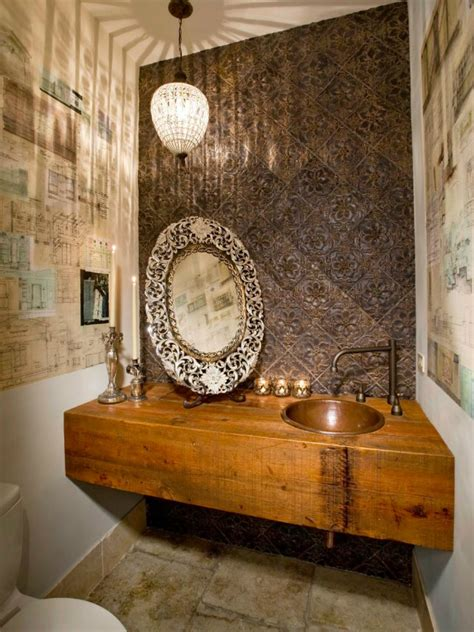 Chandelier Over Bathroom Sink by Bathroom Lighting Ideas For Every Design Style
