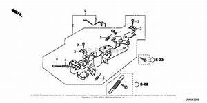 Honda Engines Gx690 Vxc2 Engine  Jpn  Vin  Gdack