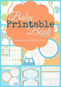 printable baby book pages free download With free printable baby book templates