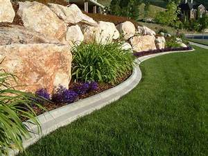 Beautiful, U0026, Classic, Lawn, Edging, Ideas