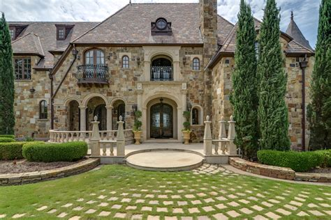 chateau design lake grapevine château 8 250 000 pricey pads