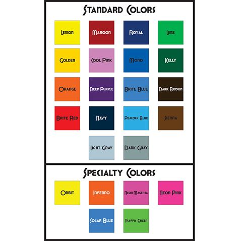 color t shirt printing screen printing imperial imprinting