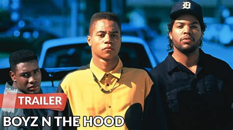 Boyz N The Hood 1991 Trailer Hd