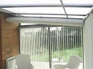 Store De Veranda Interieur : store int rieur de toiture de v randa labeuvri re ~ Voncanada.com Idées de Décoration