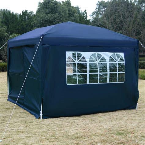 ez up canopy 10x10 10 x 10 ez pop up tent canopy gazebo