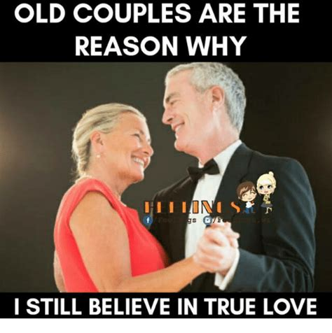 Old Couples Are The Reason Why I Still Believe In True