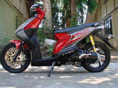 Gambar Beat Modifikasi by Gambar Modifikasi Honda Beat Foto Modifikasi Honda Beat