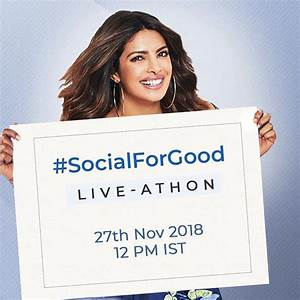 Priyanka Chopra and Facebook come together for a special ...