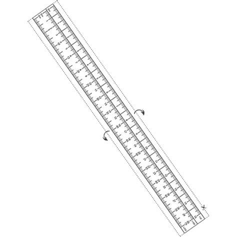 printable scale rulers printable ruler