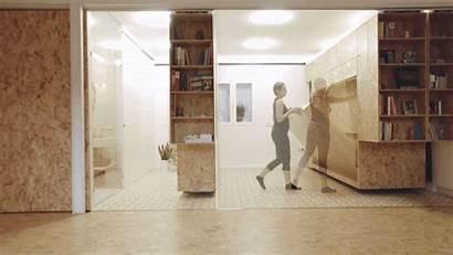 Sliding Into Tiny Four Walls Kitchen Uses