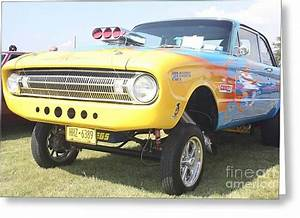 Ford Falcon Greeting Cards