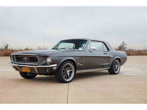 1968 Ford Mustang For Sale  Classiccarscom Cc777068
