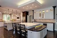 magnificent small kitchen plan 32 Magnificent Custom Luxury Kitchen Designs by Drury Design