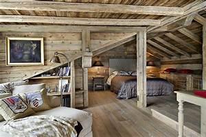 Maison En Bois Tout Compris : en suisse un chalet authentique et tout confort maison ~ Melissatoandfro.com Idées de Décoration