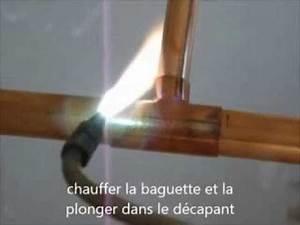 Tuyau De Gaz : basure sur tuyau de cuivre pour instalation gaz youtube ~ Melissatoandfro.com Idées de Décoration