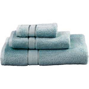 sensation 3 piece towel set bath walmart com