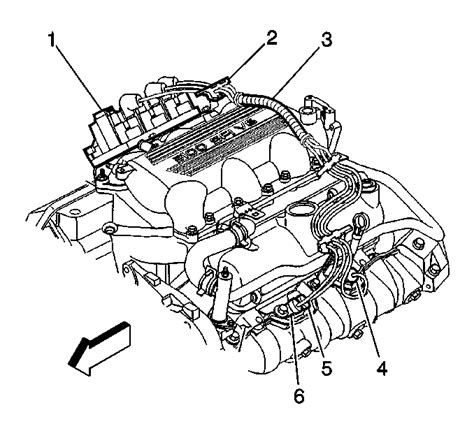 98 Chevy Lumina Engine Diagram by 1998 Chevy Lumina Where Are The Spark Plugs