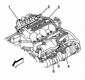 1998 Chevy Lumina  Where Are The Spark Plugs
