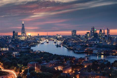 beautiful london city view  hd world  wallpapers