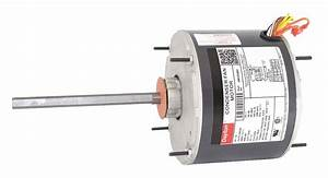 Dayton 1  6 Hp Condenser Fan Motor Permanent Split