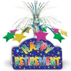 Happy Retirement Party Clip Art