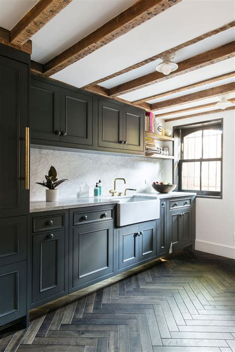 wood for kitchen cabinets what is the best inside a new york townhouse with historic modern charm 2263