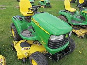 John Deere X485 Lawn And Garden Tractor Service Manual