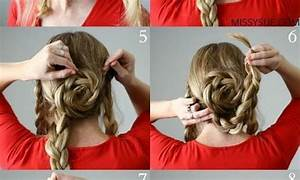 30 Step by Step Hairstyles for Long Hair: Tutorials You ...