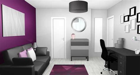 deco chambre gris awesome couleur chambre gris et mauve contemporary